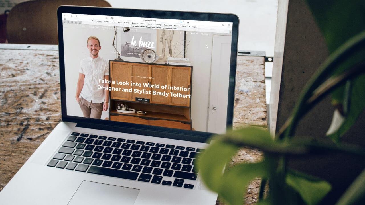 受注製作のWebサイト製作用写真